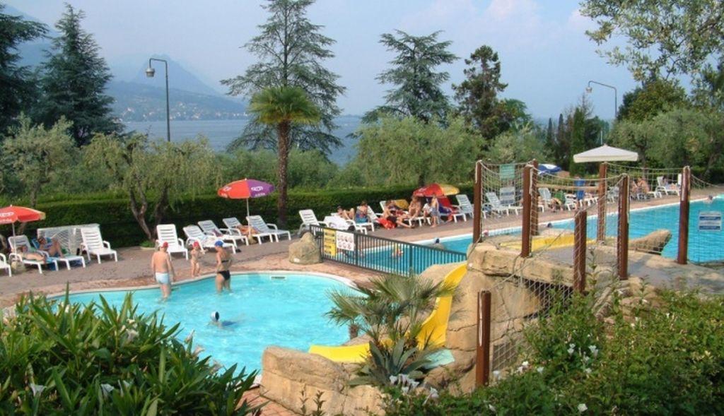 San Felice del Benaco, Ferienpark Internazionale Eden - Mobilehome Happy Premium (1510)