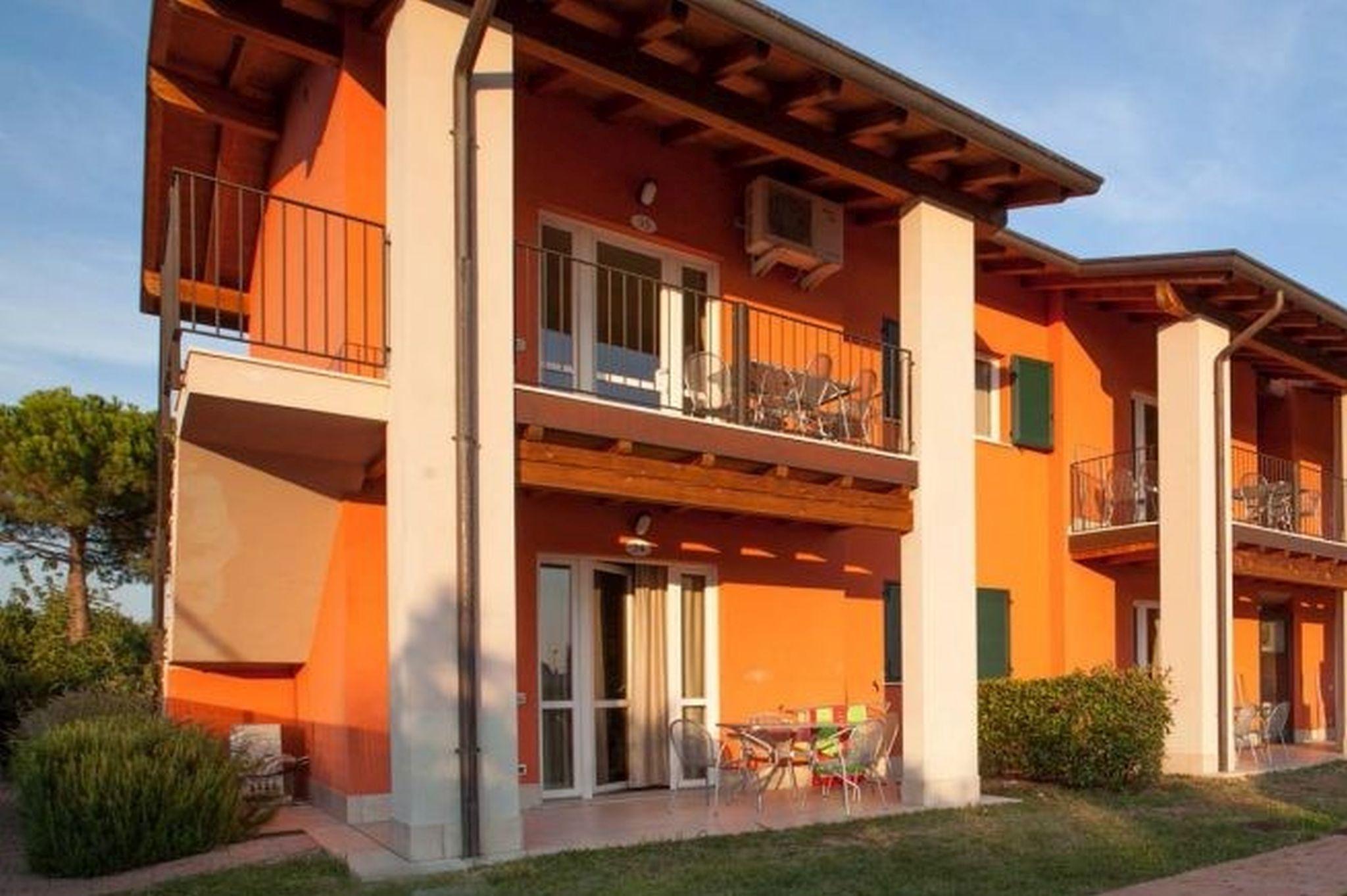 Sirmione, Ferienpark Garda Village - Trilo Comfort (1985)