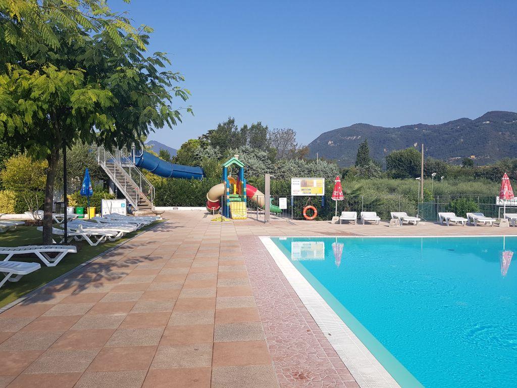 Ferienpark Internazionale Eden - Mobilehome Viola    San Felice del Benaco