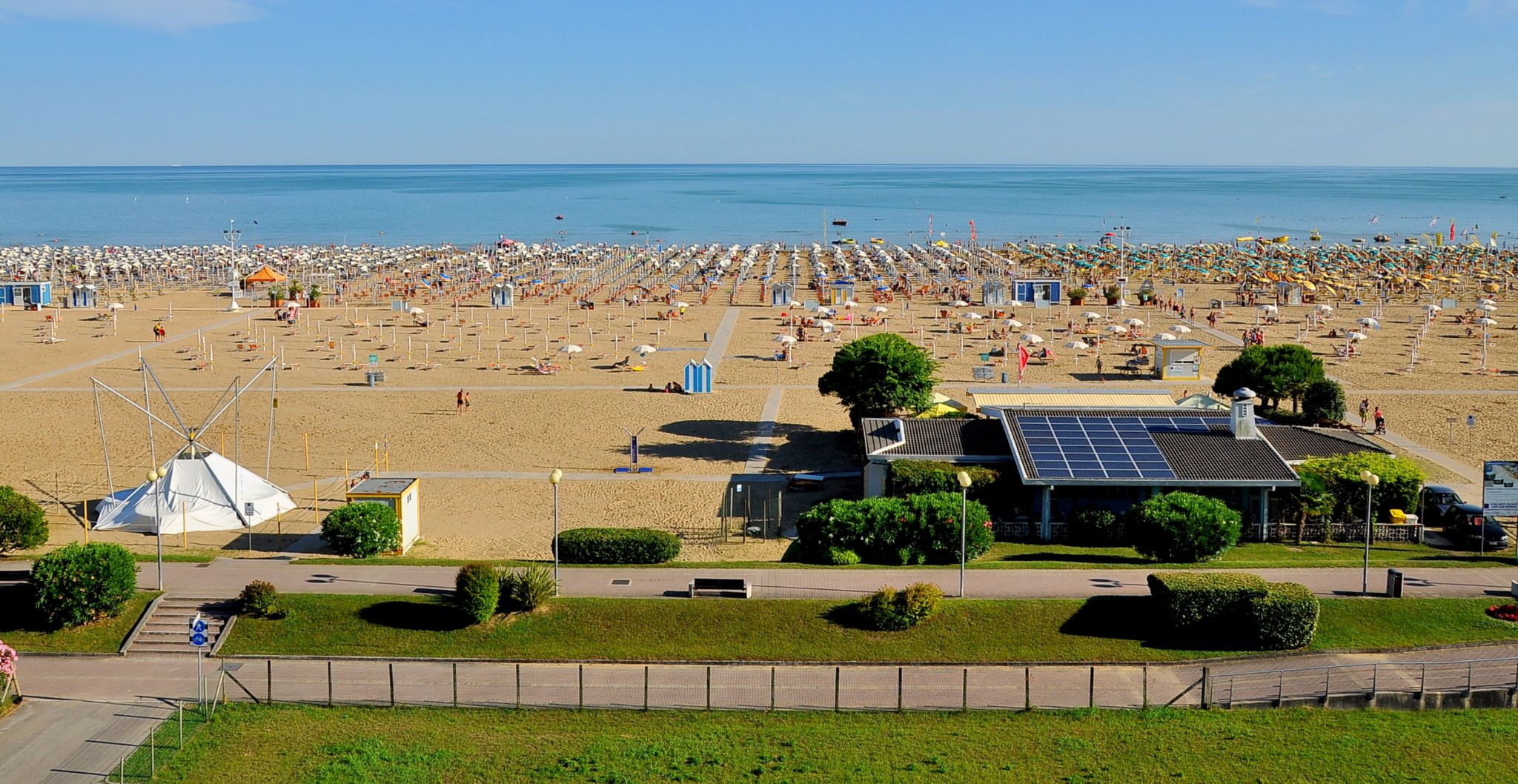 Ferienwohnung Residenz Pineda - Wohnung Tipo B1 AGMC (2989) (2807105), Bibione, Adriaküste (Venetien), Venetien, Italien, Bild 22